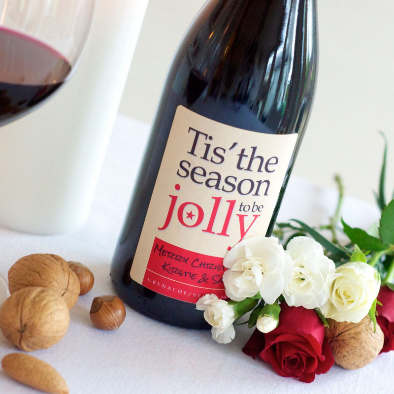 The Best Season To Get Married Based On Your Personality: Bespoke Wine Label