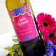 Personalised Wine - Bollywood Pink