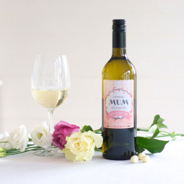 Personalised white wine Sauvignon Blanc