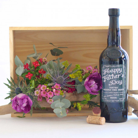 Personalised port wine