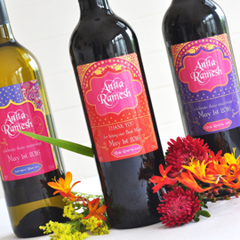 Personalised Bollywood Wines