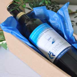 Corporate wine gifts