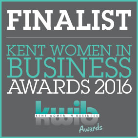 Kent Women In Business Awards Finalist 2016