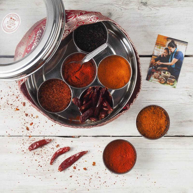 International Chilli Collection from Spice Kitchen