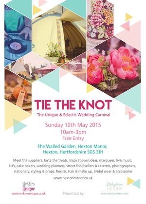 Tie The Know Wedding Carnival