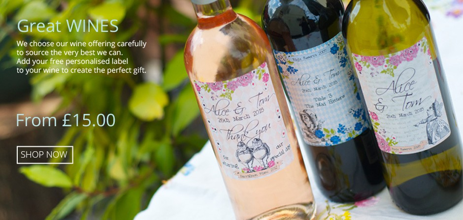 Great wines, great gifts