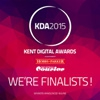 Kent Digital Awards - we're finalists!
